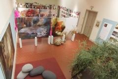Tra le pagine: una passeggiata dentro ai libri di Beatrice Alemagna | Casa Piani | vaam architetti |Imola